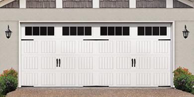 Clic Steel Garage Doors
